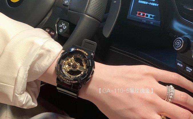 卡西欧电子手表渠道代理商货-卡西欧哪款最火值得买